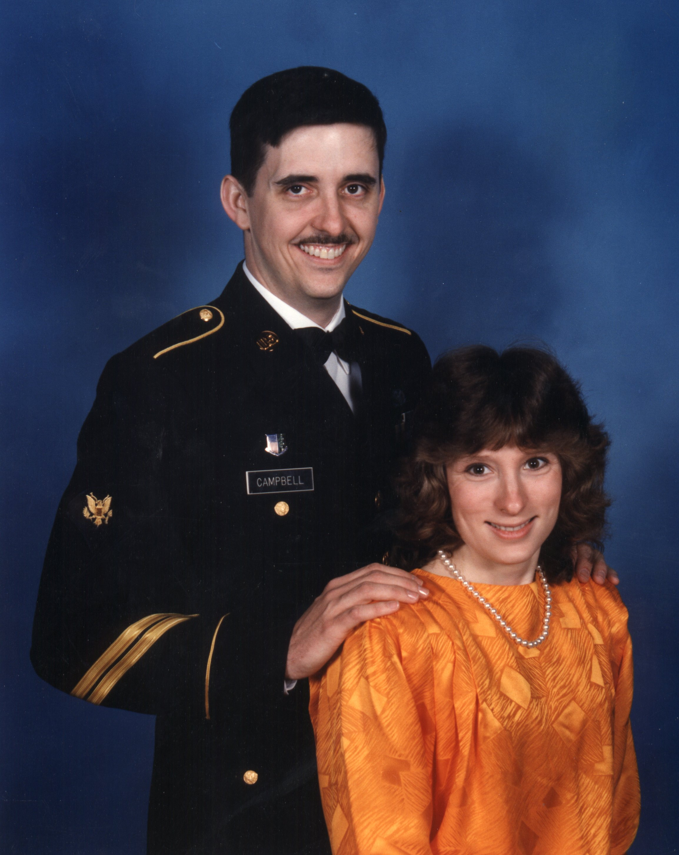 nancy & bruce campbell 1987