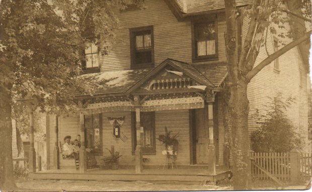 campbells house milesburg